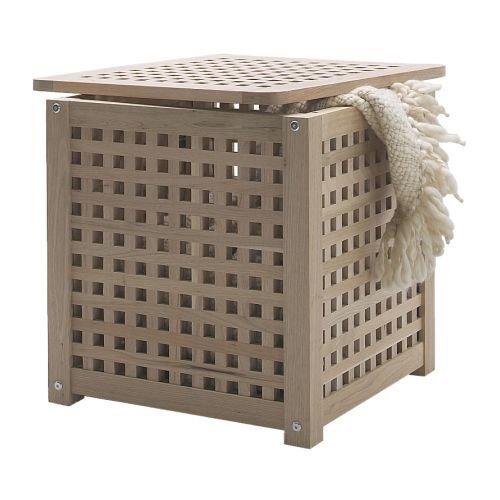 7th-AVE IKEA HOL–Mesa Auxiliar o cesto para Ropa/de Almacenamiento/Protectora de