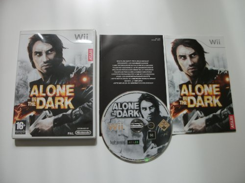 Alone in the Dark (Wii) [Import anglais]