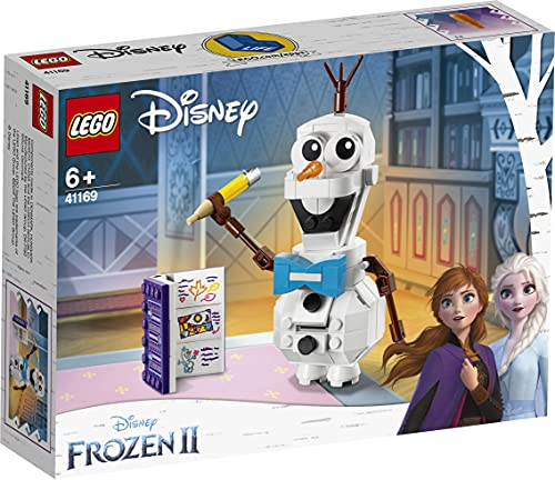 LEGO 41169 Disney Die Eiskönigin 2, Olaf, Bauset
