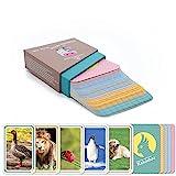 Kakaduu - Mis Primeras Palabras ANIMALES: 50 tarjetas con fotos de animales. El juego educativo Montessori para bebés y niños pequeños.