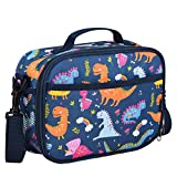 Momcozy Lunch Bag for Kids & Adult, Dinosaur Insulated Lunch Box Snack Box