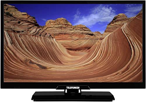 TELEFUNKEN D22F340A LED-TV 55cm 22 Zoll EEK A (A++ - E) DVB-T2, DVB-C, DVB-S, Full HD, CI+ Schwarz