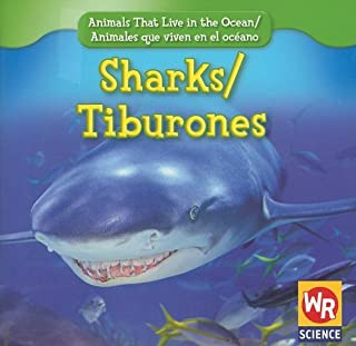 Sharks/Tiburones (Animals That Live in the Ocean/Animales Que Viven En El Oceano)