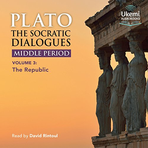 The Socratic Dialogues: Middle Period, Volume 3 Titelbild