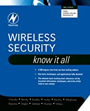 Wireless Security: Know It All (Newnes Know It All)