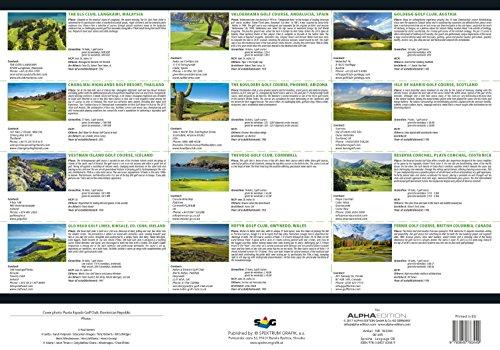 Golf 2018 – Sportkalender / Golfkalender international (49 x 34) - 4