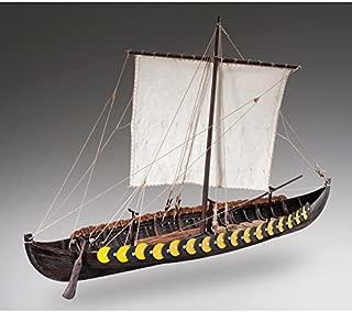 Dusek D006 Viking Gokstad - Plank-On-Frame Wood Ship Model Kit - 1:35 Scale - 610 mm (24