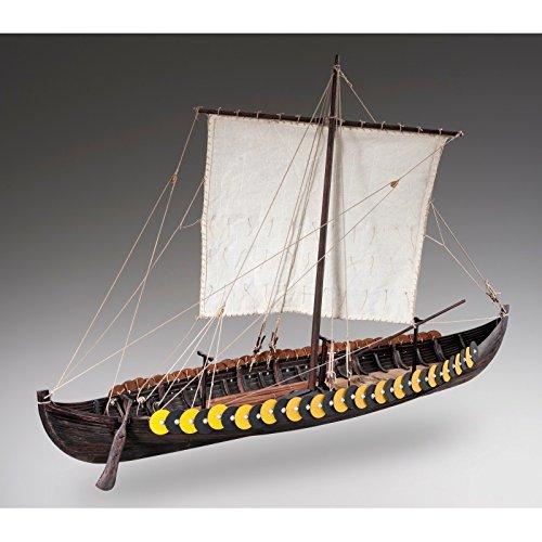 DUSEK Gokstad Ship Viking 1:35 L:610 H:370 W: 260