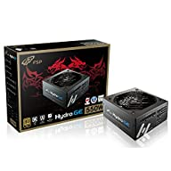 FSP Hydro GE 550W 80 PLUS Gold Certified Full Modular Active PFC Power Supply (HGE550)