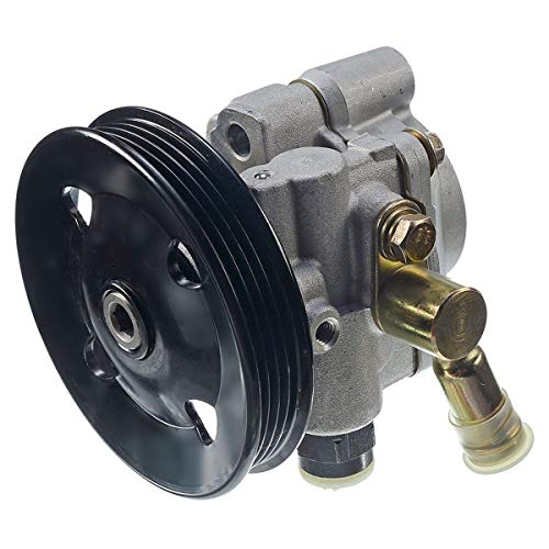 Power Steering Pump with Pulley for Toyota Camry 2002-2006 Solara 2004-2008