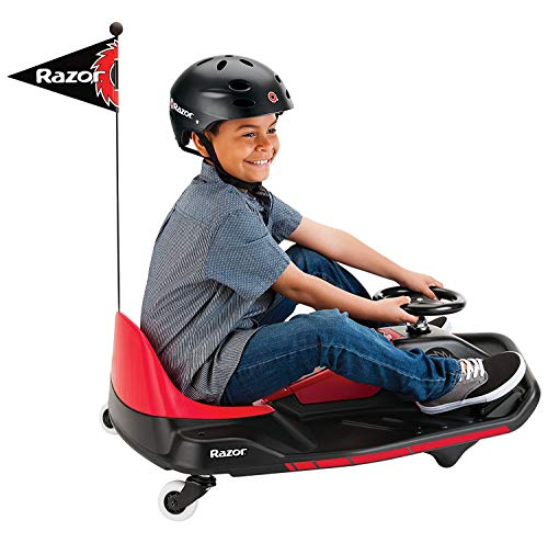 Razor Crazy Cart Shift - Red