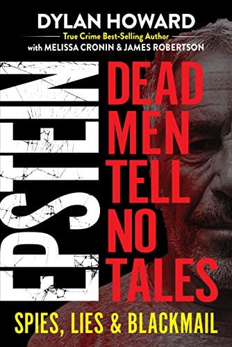 Epstein Dead Men Tell No Tales Front Page Detectives product image