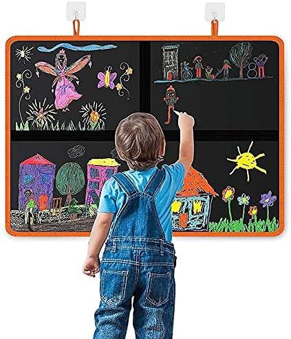 GFHJHTY Portable Fold Soft Chalk DIY Set Sale item Popular products Board Drawing B