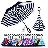 Best Brella Umbrellas - Owen Kyne Windproof Double Layer Folding Inverted Umbrella Review