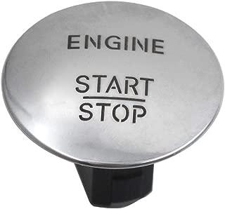 labwork Start Stop Button Fit for Mercedes-Benz Push to Start Button Keyless Go Engine 2215450714