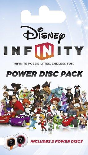 Disney Infinity - Power Discs (Incluye 2 Discos): 2ª Oleada