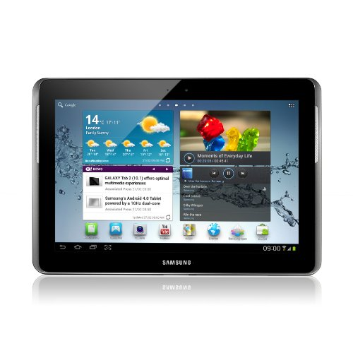 Samsung Galaxy Tab 2 10.1inch Tablet - Silver (16GB, 3G, Andriod 4.0)