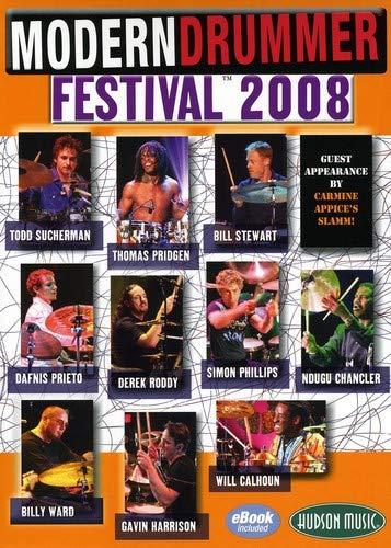 Modern Drummer Festival 2008 [Reino Unido] [DVD]