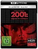 2001: Odyssee im Weltraum  (4K Ultra HD) (+ Blu-ray 2D) (+ Bonus-Blu-ray) (Repack)