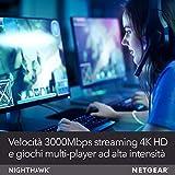Zoom IMG-1 netgear ex8000 ac3000 ripetitore wifi