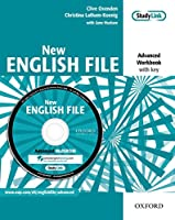 New English File: Advanced: Workbook with MultiROM Pack: Six-level general English course for adults