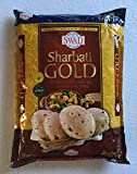 Swad Gold 100% Sharbati Whole Wheat Flour for the Perfect Fluffy Roti - 4 lbs