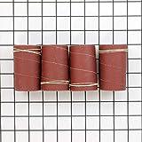 Jet 60-6180 16' Sandpaper Wraps, 180 Grit (Fits Jet 16-32 Sanders)