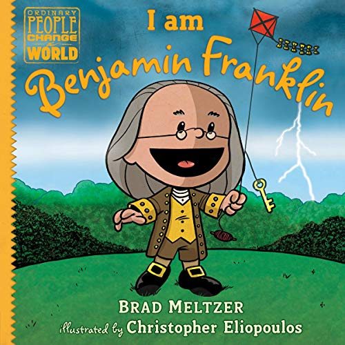 I Am Benjamin Franklin  By  cover art