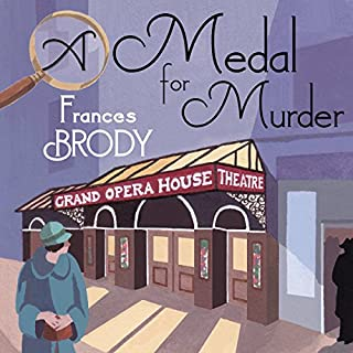 A Medal for Murder cover art