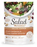 Salad Pizazz! Almond Toppings, Honey Roasted with Cranberries - Snack Mix and Salad Toppin...