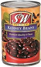 S&W レッドキドニービーンズ 4号缶 432g×12缶