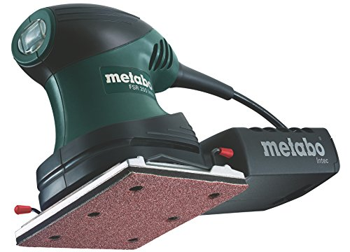 Metabo FSR200 Fäustlingssander FSR 200 Intec (600066500) Kunststoffkoffer