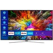 MEDION X16533 163,9 cm (65 Zoll) UHD Fernseher (Smart-TV, 4K Ultra HD, Dolby Vision HDR, Micro Dimming, MEMC, Netflix, Prime Video, WLAN, DTS Sound, PVR, Bluetooth)