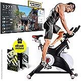 Sportstech Cyclette Professionale SX500 - Marchio di qualità Tedesco -Eventi Video & Multiplayer...