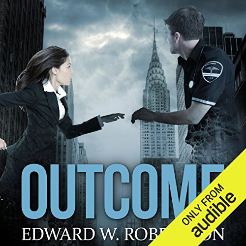 Outcome audiobook cover art
