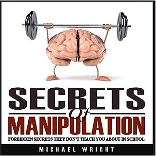 Secrets of Manipulation audiobook cover art