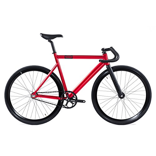 State Bicycle Co. Black Label 6061 Aluminum Fixed Gear Bike