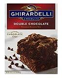 Ghirardelli Chocolate - Double Chocolate Premium Brownie Mix 18 oz. (Pack of 2)