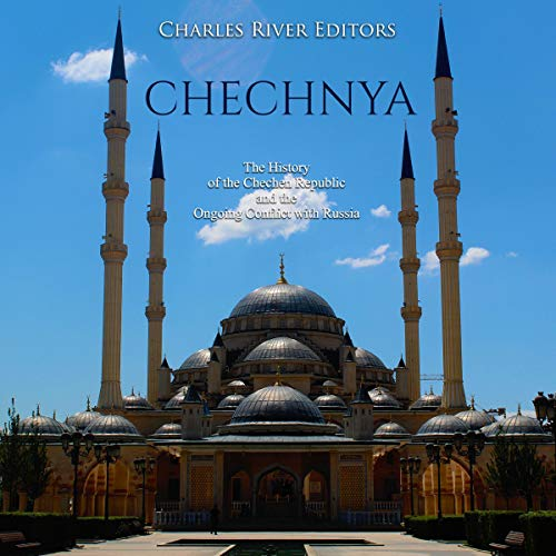 Chechnya audiobook cover art
