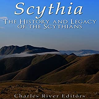 Scythia audiobook cover art