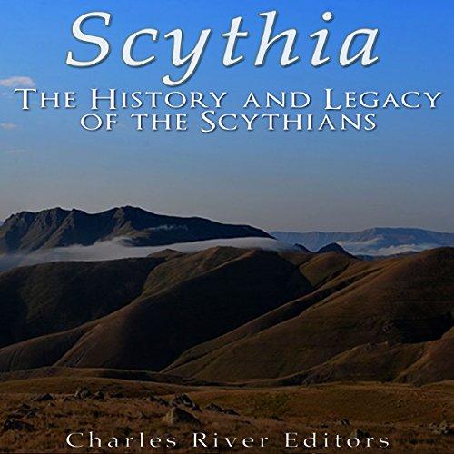 Scythia audiobook cover art