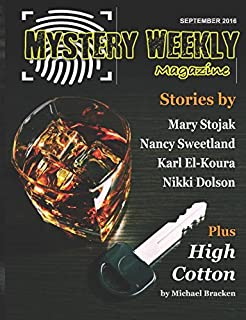 Mystery Weekly Magazine: September 2015 (Mystery Weekly Magazine Issues)
