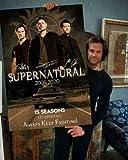 Supernatural 2005-2020 15 Seasons Always Keep Fighting Portrait Poster No Frame (16 X 24)
