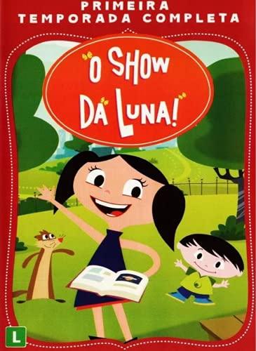O Show da Luna DVD 1ª Temporada Completa