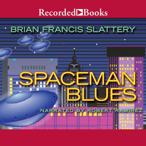 Spaceman Blues cover art