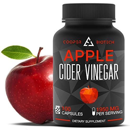 Apple Cider Vinegar Pills for Immune System