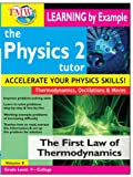 Physics Tutor 2: The First Law of Thermodynamics