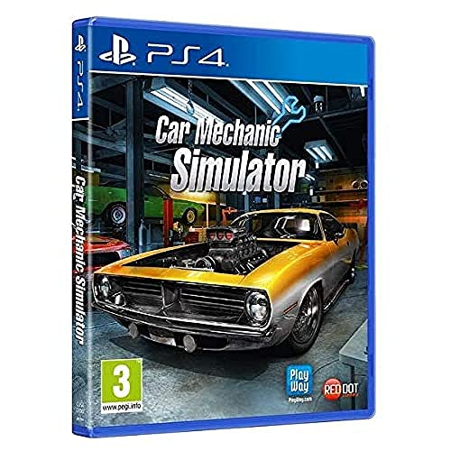Car Mechanic Simulator (PS4) (PS4)