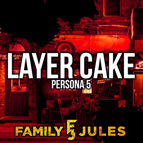 """Layer Cake (from """"Persona 5"""") (Metal Version)"""