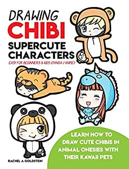 Drawing Chibi Supercute Characters Easy for Beginners